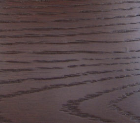 roble americano - color wenge -poro abierto = american oak - wenge colour